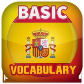 Learn Basic Spanish Vocabulary icon
