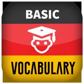Learn Basic German Vocabulary icon