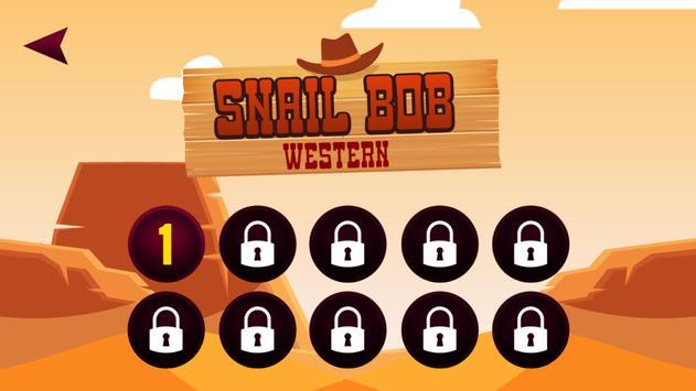 SnailBob Western apk screenshot