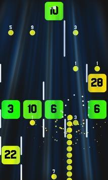 Snake and Blocks screenshot 2