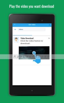 Video Downloader apk screenshot
