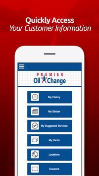 Premier Oil Change apk screenshot