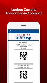 Premier Oil Change screenshot 2