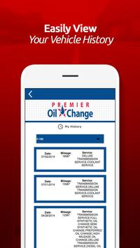 Premier Oil Change screenshot 3