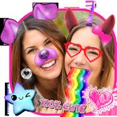 Snappy Photo Editor Stickers icon