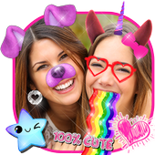 Snappy Photo Editor Stickers - Filters for Selfies icon