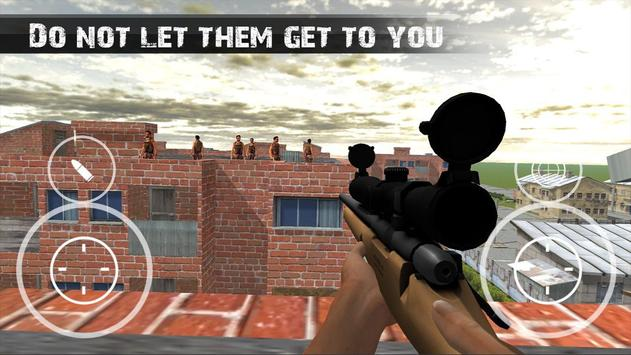 Sniper Shooter Zombie Death screenshot 2
