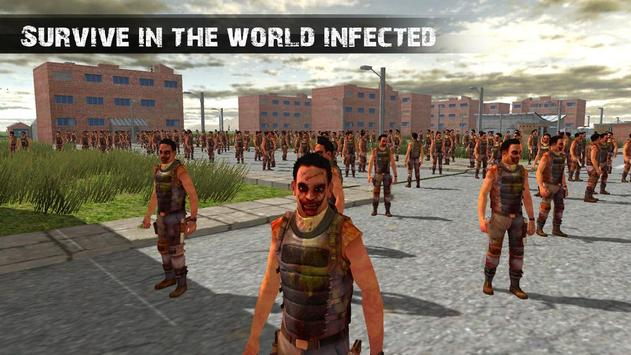 Sniper Shooter Zombie Death screenshot 6