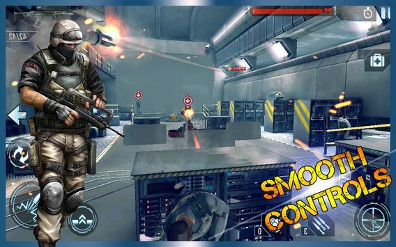 Sniper Fury Assassin 3D Shooting Gun Killer Games screenshot 1
