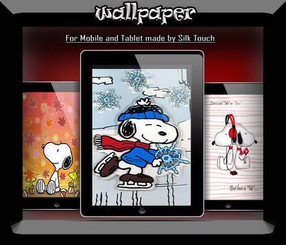 Snoopy Wallpaper poster