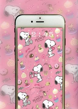 Snoopy Wallpaper apk screenshot