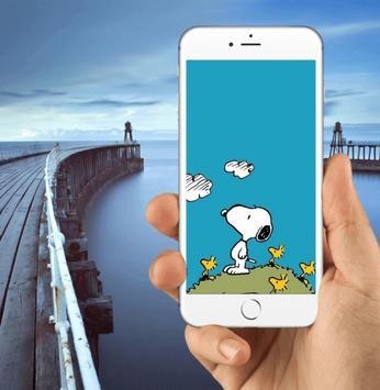 Snoopy Wallpapers apk screenshot