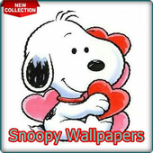 Snoopy Wallpapers icon