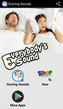 Snoring Sounds poster
