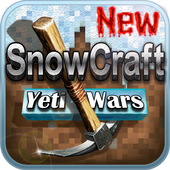 SnowCraft – Yeti Wars! icon