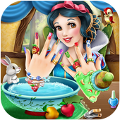 Snow White Nails Spa Salon icon