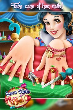 Snow White Nails Spa Salon apk screenshot