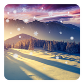 Snowfall Live Wallpaper icon