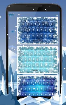 snowflake keyboard themes apk download free personalization app