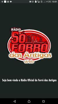 Rádio Só Forró das Antigas poster