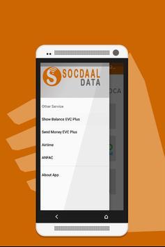 Socdaal Data screenshot 1