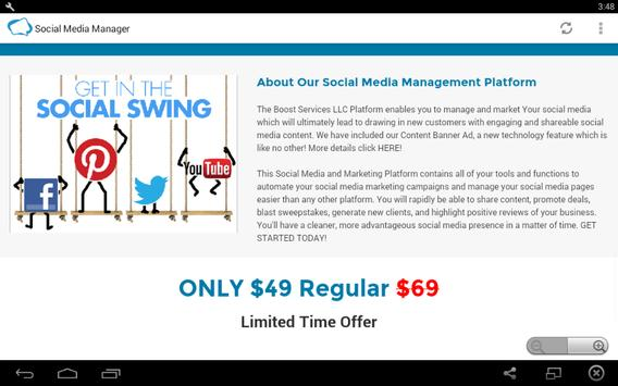 Social media manager software apk download free business app for social media manager software apk screenshot malvernweather