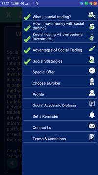 Social Trading Academy screenshot 2