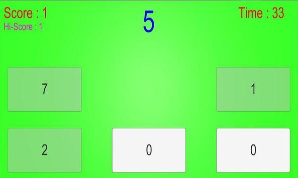 MathChallenge apk screenshot