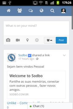 Sodbo screenshot 1