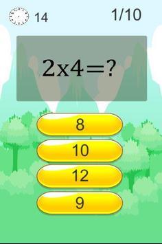 GrandPa Math screenshot 1