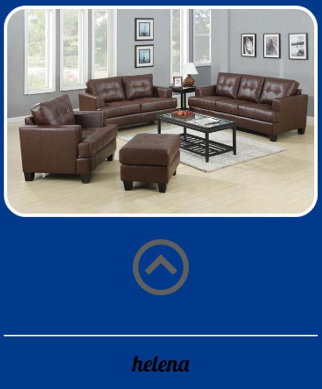 Blue sofa Set Designs