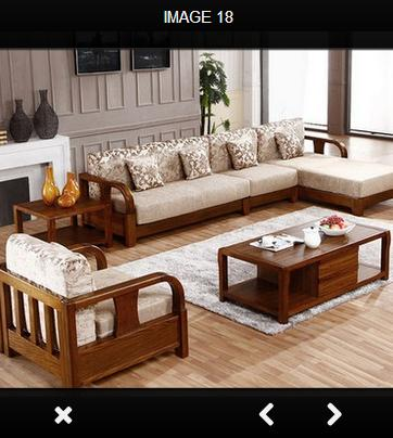 Sofa Set Design Wooden For Android Apk Download