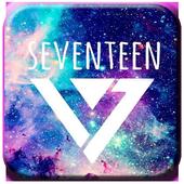 Seventeen Wallpaper KPOP icon