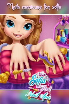 Sofia Nail Salon Makeover apk screenshot
