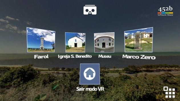VR Cidade Hist. Porto Seguro apk screenshot