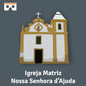 VR Igreja Nossa Senhora dAjuda icon