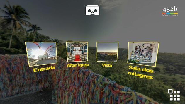 VR Igreja Nossa Senhora dAjuda apk screenshot