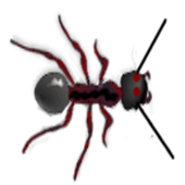 (No Ads) Ants on Phone Screen Real Fun icon