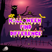 Halloween Find Difference icon