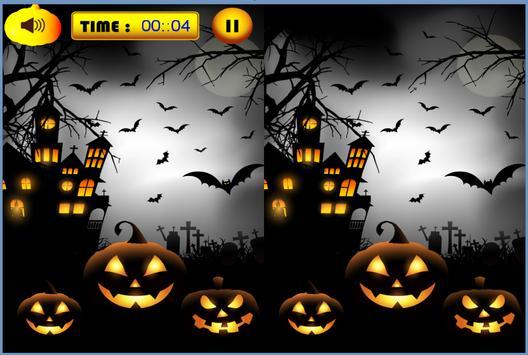 Halloween Find Difference screenshot 3