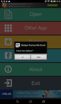Kumpulan Rumus Ms Excel Lengkap screenshot 7