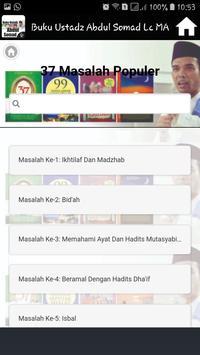 Buku Ustadz Abdul Somad Lc MA screenshot 4