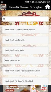 Kumpulan Sholawat Terlengkap screenshot 3