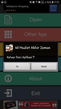 40 Hadist Akhir Jaman apk screenshot