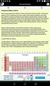 Ilmu Kimia Dasar screenshot 6