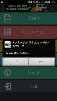 Latihan Soal IPS UN dan Ujian SNMPTN apk screenshot