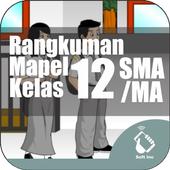 Rangkuman Semua Mapel SMA Kelas 12 IPA IPS icon
