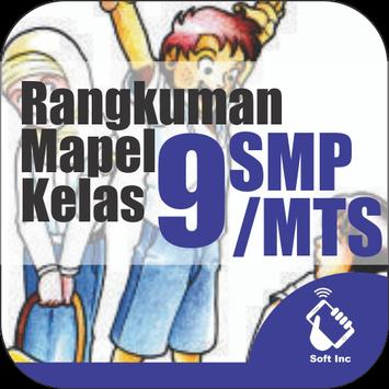 Rangkuman Semua Mata Pelajaran Kelas 9 SMP / MTS poster