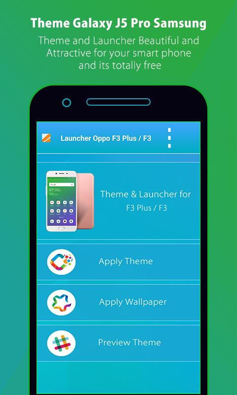 Theme Launcher Oppo F3 Plus for Android - APK Download