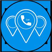 Mobile Caller True Locator 🗺 ícone